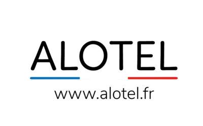 Alotel, La Nouvelle marque dédiée au monde de l'hôtellerie